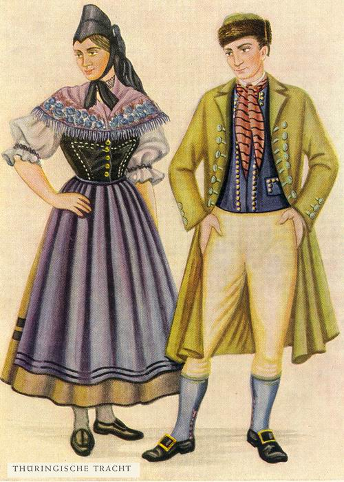 Германская Одежда